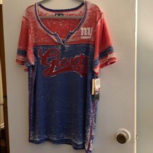 New York Giants Tee Shirt